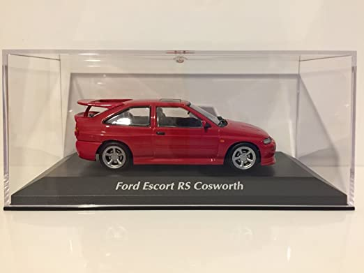 Amazon.com: Maxichamps 1/43 Scale Diecast 940 082100 - 1992 Ford Escort RS Cosworth - Red: Toys & Games