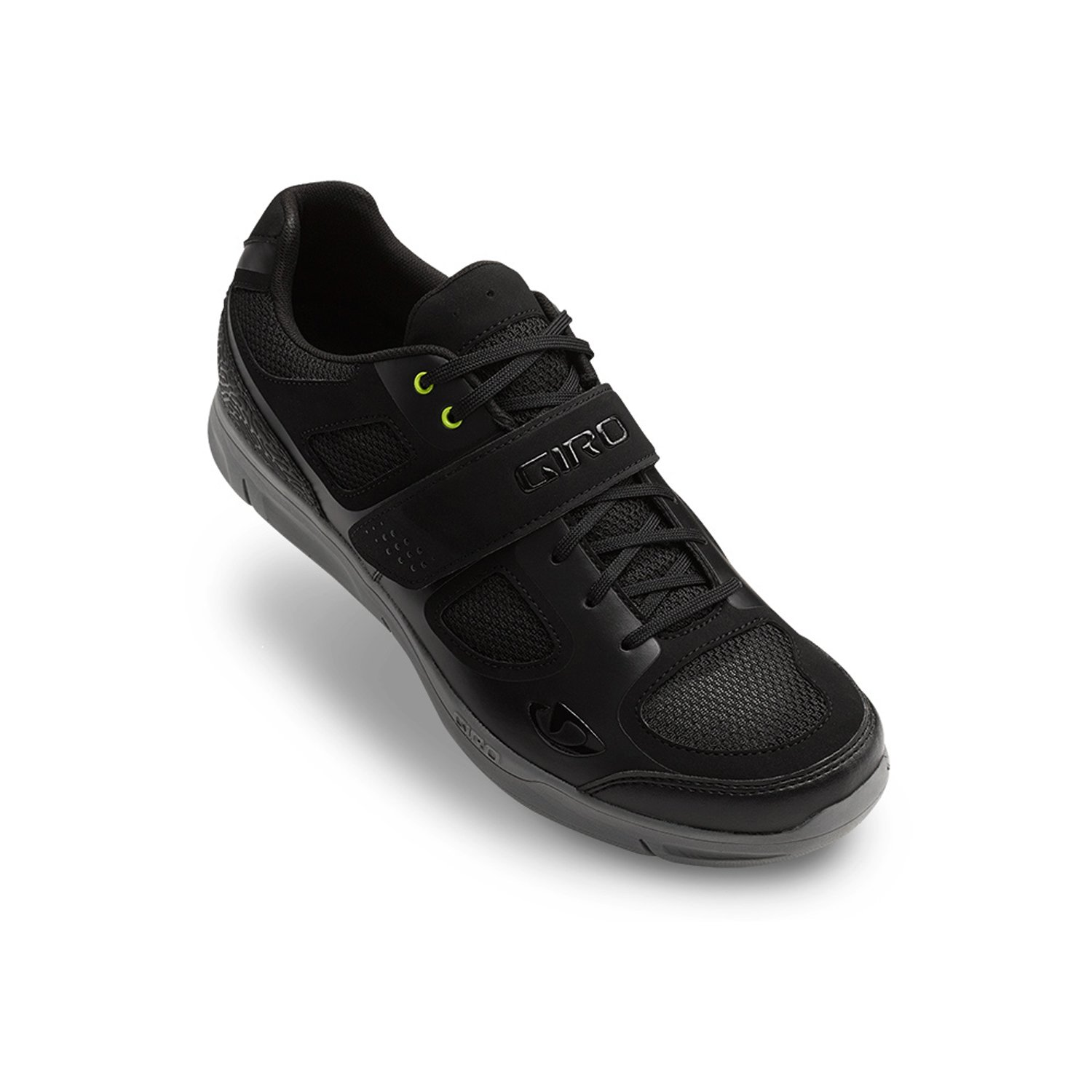 Giro Grynd Shoe - Men's Black Squiggle 46