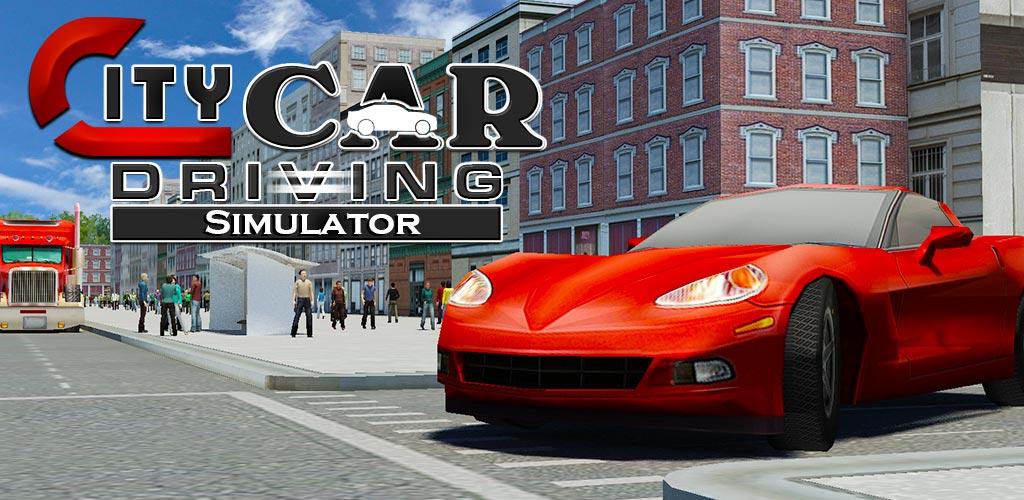 Ciudad de conducción 3D: simulador de auto escuela: Amazon