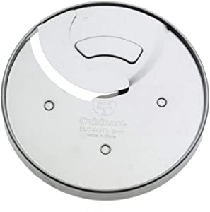 Cuisinart DLC-843TX 3mm Medium Slicing Disc for 7- and 11-Cup Processors