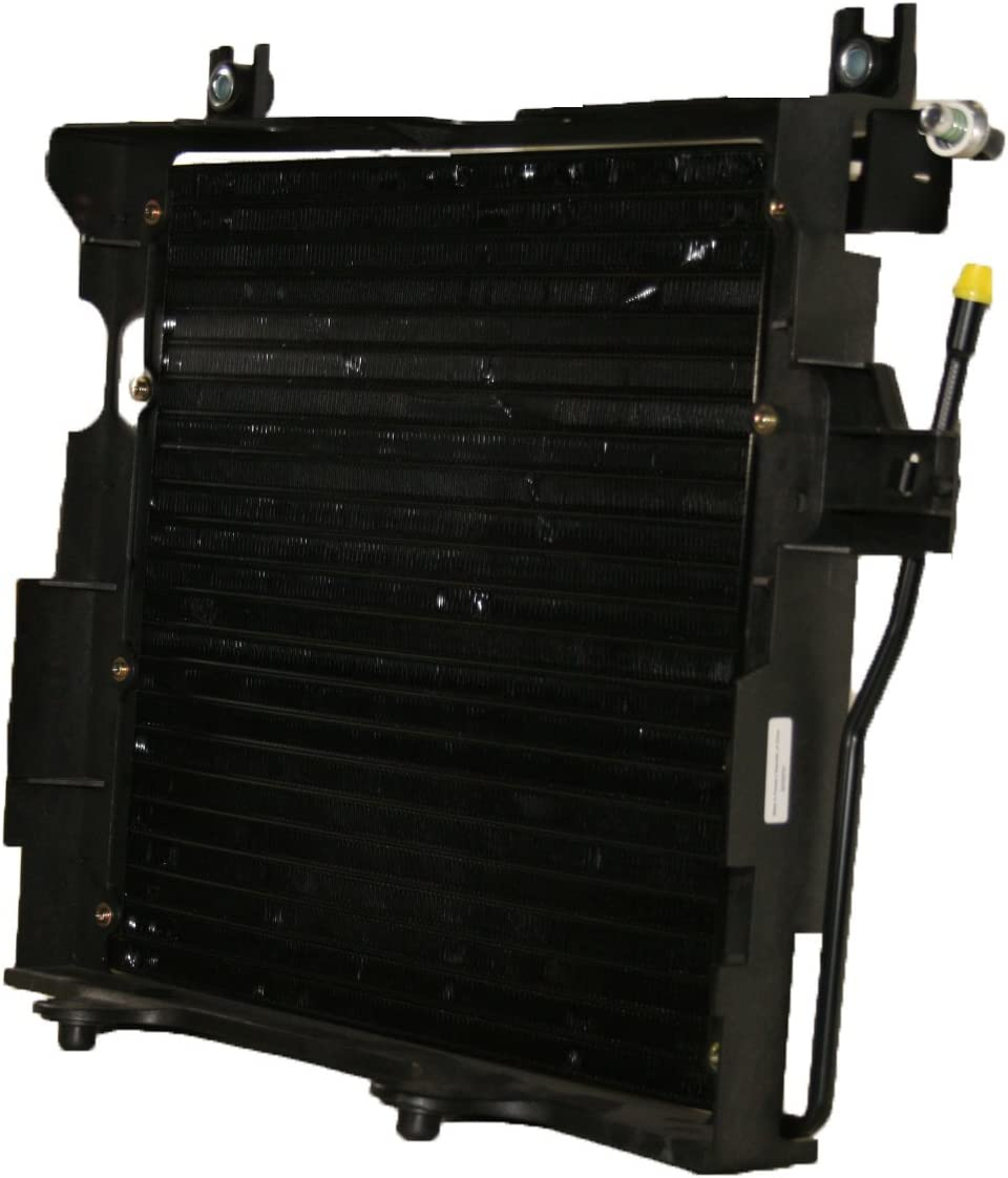TCW Quality A//C Condenser 44-4783 with Perfect Vehicle Fitment