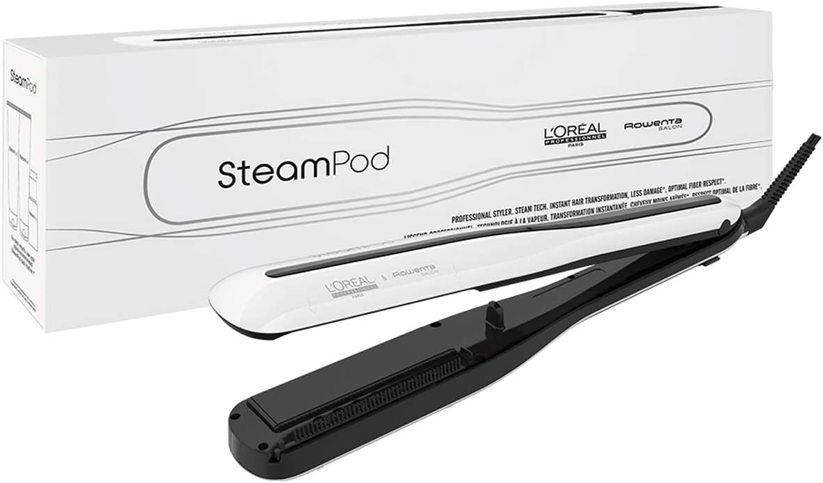 Loreal straightener steam pod 3.0 professional