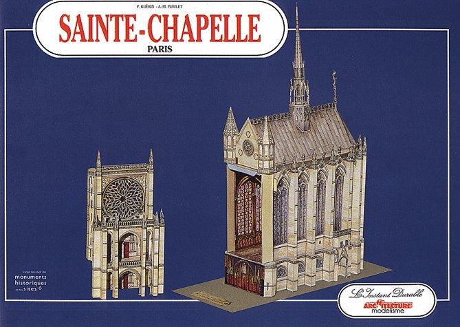 Sainte-Chapelle (Paris): Scale Architectual Paper Model