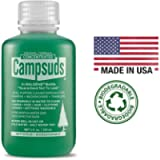 Sierra Dawn Campsuds Outdoor Soap in Nalgene Bottle, Biodegradable Environmentally Safe All Purpose, Camping Hiking…