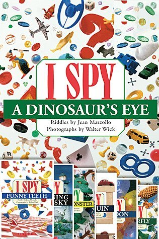 (I Spy Readers Set of 10 Books: I SPY a Balloon, I SPY I Love You, I SPY an Egg in a Nest, I SPY a Butterfly, I SPY a Scary Monster, I SPY a Penguin, I SPY Lightning in the Sky, I SPY Funny Teeth, I SPY an Apple, I SPY a Dinosaur's Eye)