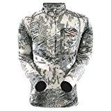 Sitka Core Mid Weight Zip T, Optifade Open Country, Large