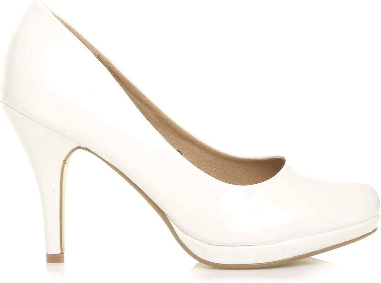 Femmes Talons Hauts Moyen soir/ée /él/égant Simple Escarpins Chaussures Pointure