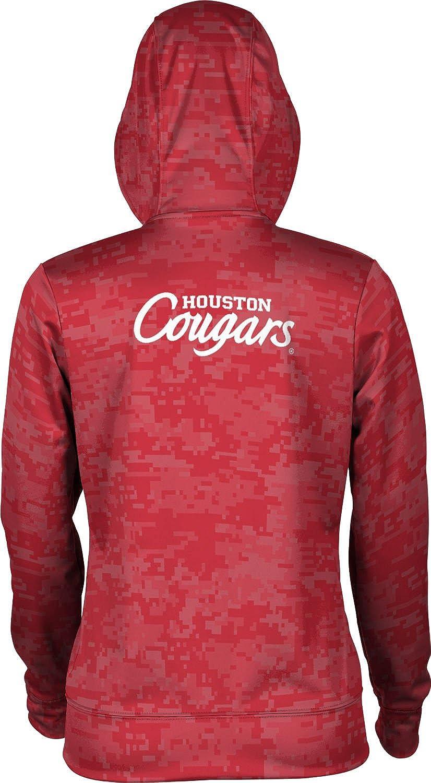 ProSphere University of Houston Mens Pullover Hoodie Gameday School Spirit Sweatshirt