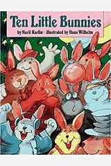 Ten Little Bunnies Paperback