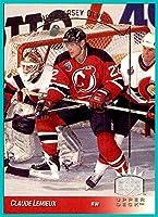 1993-94 Upper Deck SP Inserts #83 Claude Lemieux NEW JERSEY DEVILS
