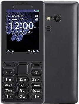 Kafuty 2.4in Vintage Teléfono Celular Portátil para Niños/Ancianos ...