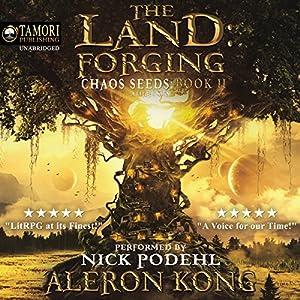 The Land: Forging Hörbuch