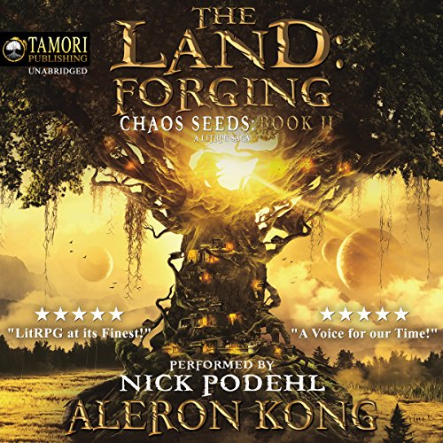 Pdf Science Fiction The Land: Forging: Chaos Seeds, Book 2