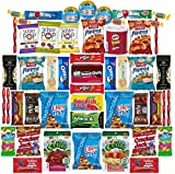 Vegan Snack Assortment By Skyline Snack Company | Food, Fun, Variety | Ship Care Package To Friends and Family, Military, College For Sale