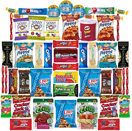 Vegan Snack Assortment By Skyline Snack Company |