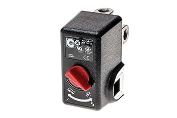 Craftsman a17357 Interruptor de presión para compresor de aire por CRAFTSMAN: Amazon.es: Bricolaje y herramientas