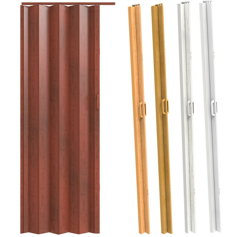 Jago Double-Walled Folding Door 203 x 82 cm (Choice of colour ...