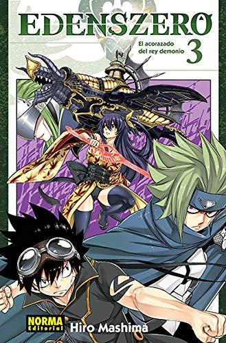 Edens Zero 3 por Hiro Mashima