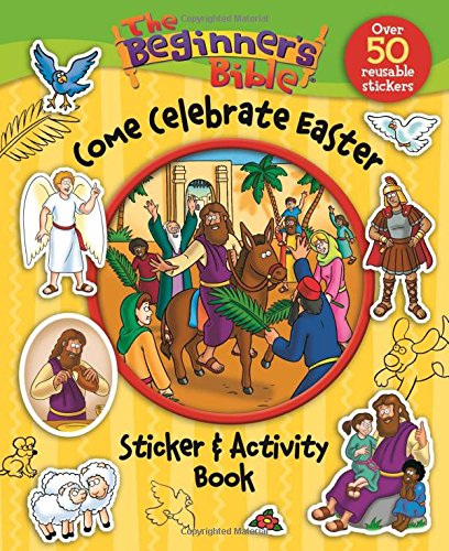 The Beginner's Bible Come Celebrate Easter Sticker and
