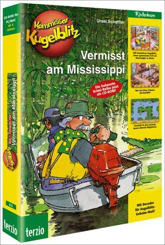 kommissar kugelblitz vermisst am mississippi