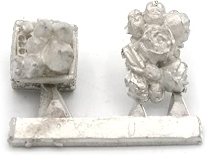 for 28mm Scale Table Top War Games Stonehaven Treasure Chest Miniature Figure Made in USA