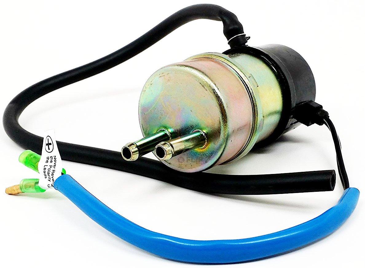 Fuel Pump Fits Kawasaki Mule 1000 2500 2510 Honda Rancher 400 Filter 2520 3000 3010 Automotive