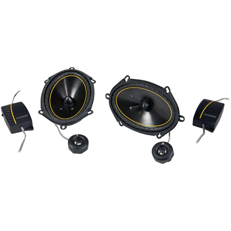NEW KICKER DS68.2 6x8 Speakers