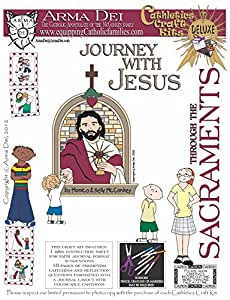 Journey with Jesus through the Sacraments