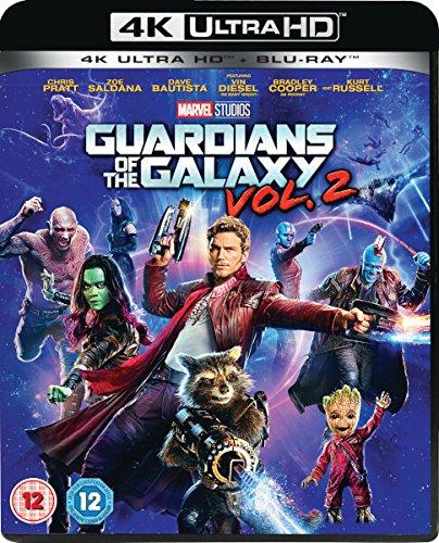 Guardians of the Galaxy Vol. 2 [4K Ultra HD + Blu-ray]