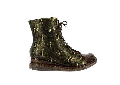 f2808d8541f6 Laura Vita SL26513-2 Ernault 02 Schuhe Damen Stiefeletten Ankle Boots,  Schuhgröße 37