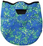 686 Women's Maiden Face Mask, Blue Coral Camo, One