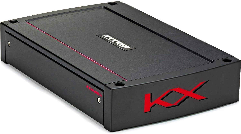 Renewed Kicker 44KXA4004 Marine Audio 4 Channel Speaker Amp Amplifier KXMA400.4