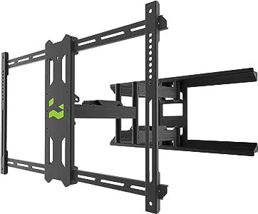 Kanto pdx680 Movimiento Completo Soporte de Pared para televisor para 39 ″ – 75 Pulgadas Monitor de Pantalla Plana – fácil de Instalar – Negro: Amazon.es: Electrónica