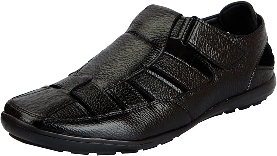 BATA Men's Outdoor Sandals and Floaters Men's Fashion Sandals at amazon