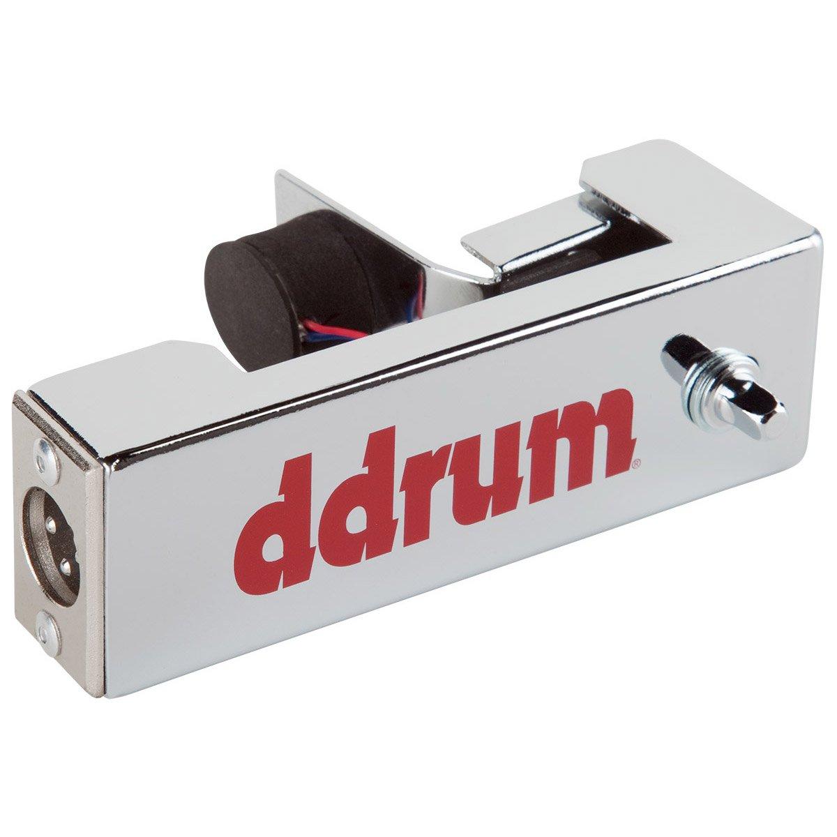 Ddrum CETK Elite Trigger/capteur pour grosse caisse Chromé