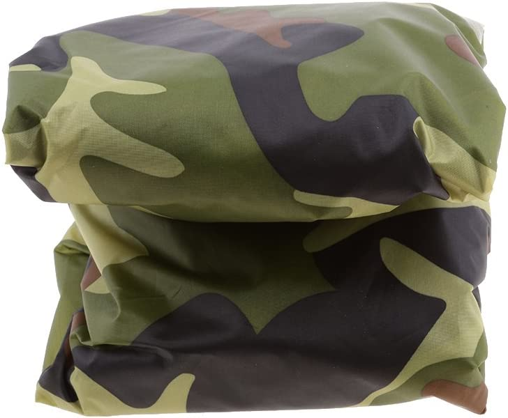 Camuflaje para Quad ATV ATC Camo L SDENSHI 1 pieza Impermeable Cubierta Plegable Garaje Lona