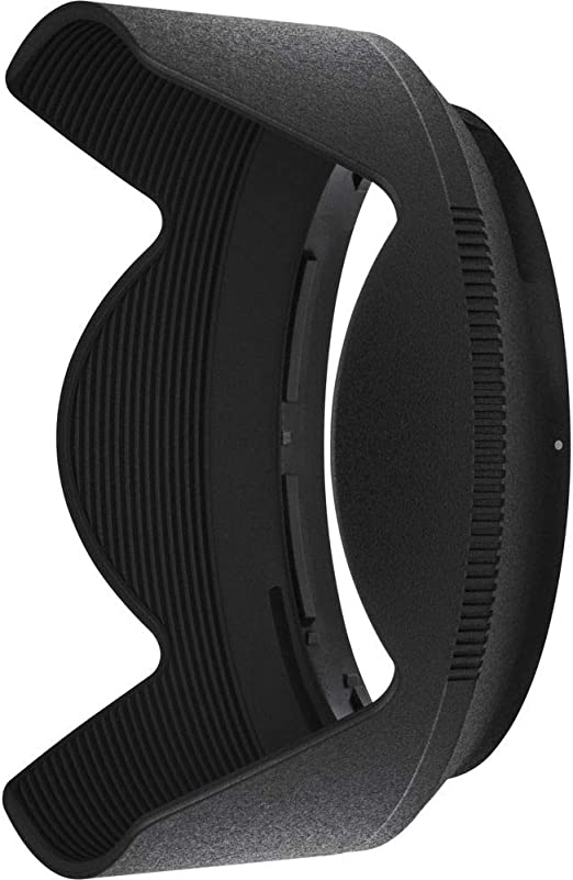 Bewinner Lens Hood,HB-58 Quality Portable ABS Camera Lens Hood Shade for Nikon 24-85mm VR Black,Lens Hood Widely Used in Backlight Photography and Generally Used to Avoid Glare