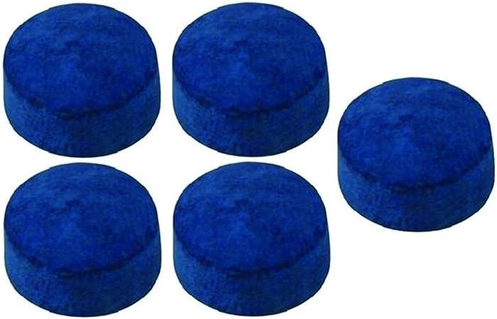 FREE C/&C Cue Tip Gel 5 X 13mm Tweeten ELKMASTER Leather Snooker Pool Cue Tips