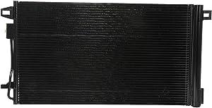 ECCPP Auto Parts Air Conditioning A/C AC Condenser Aluminum A/C AC Condenser Replacement Radiator for 2010-2014 Cruze AC3649, GM3030276
