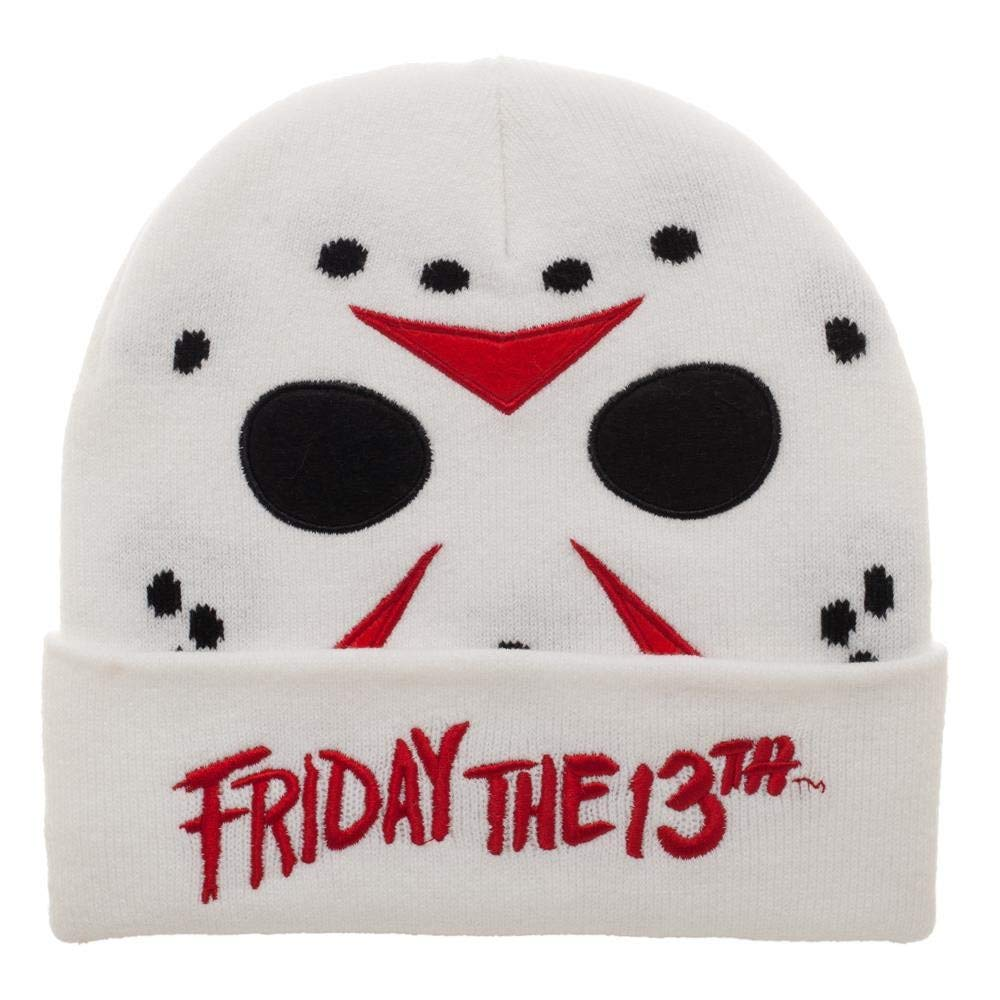 Friday the 13th Jason Voorhees Cosplay Knit Hat BioWorld