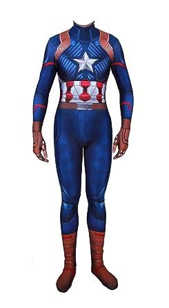 Snow Flying Disfraz de superhéroe para Cosplay de Halloween ...
