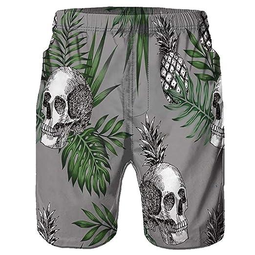 139926698d Men Casual Swim Trunks 3D Graffiti Printed Beachwear Summer Board Pants  Bathingsuits Work Trouser By Lmtime | Amazon.com