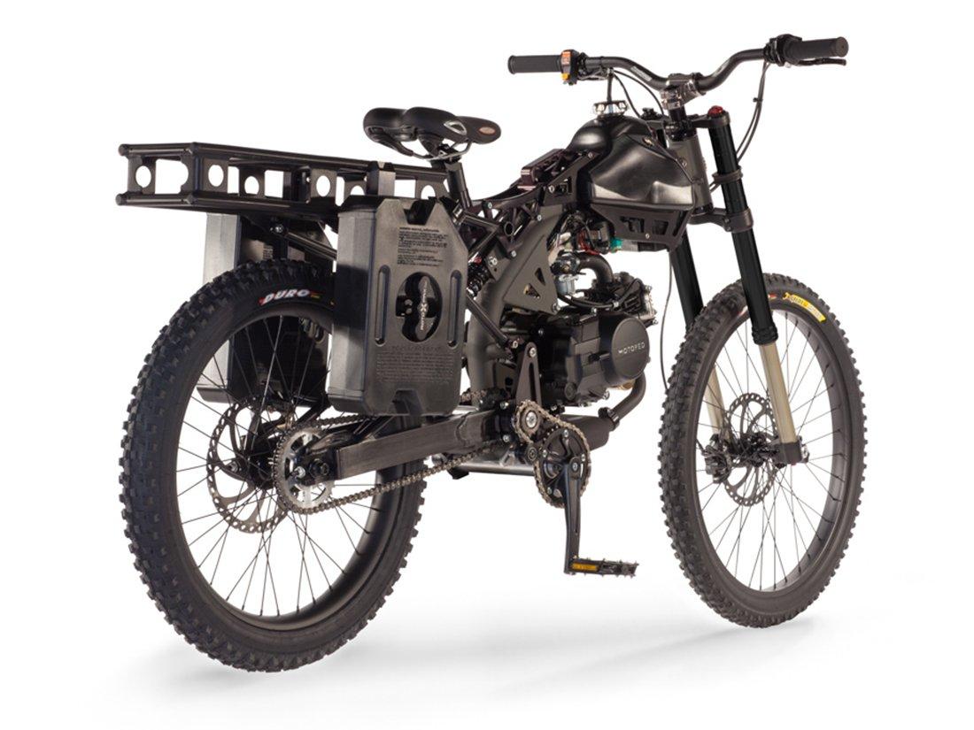 Amazon.com: motoped Supervivencia 4-Stroke, 49 cc Gas ...