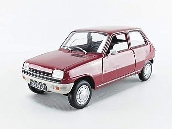 Norev Renault 5 R5 Rouge 1972 1 18 Spielzeug