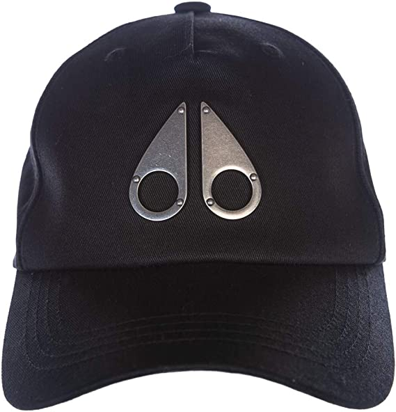 Moose Knuckles Logo Icon - Gorra Black Nickel Logo Talla única ...