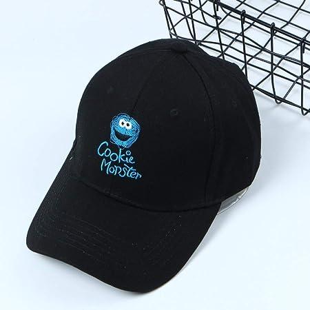 zhuzhuwen Dibujos Animados Graffiti Cap Street Bend Hat Hembra ...