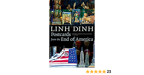 Postcards from the End of America [Idioma Inglés]: Amazon.es ...