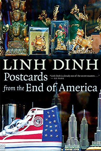 Postcards from the End of America (Blue Sea Studs)