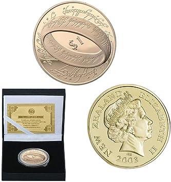 Nueva Zelanda,el Señor de Los Anillos,Monedas Conmemorativas,el ...
