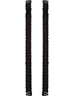 ADJUSTABLE AND DETACHABLE BRA STRAPS 10 MM IN BLACK WHITE AND BROWN COLOUR